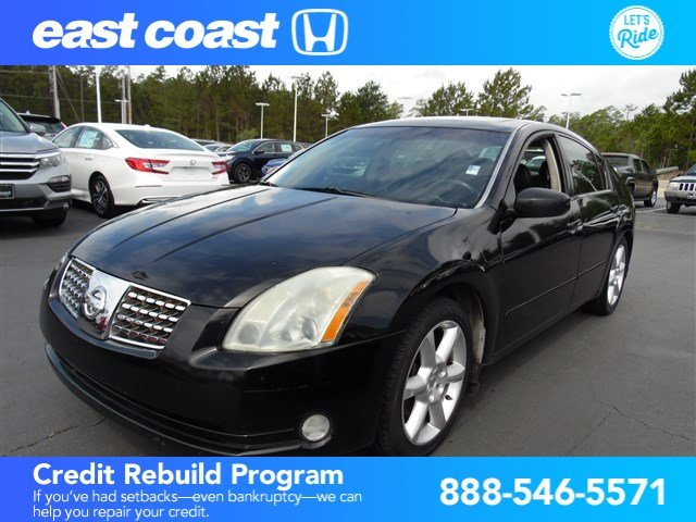 Pre Owned 2004 Nissan Maxima 4dr Car In Myrtle Beach 81391b East
