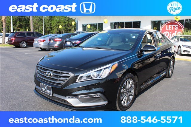 Pre-Owned 2016 Hyundai Sonata Limited w/Navigation