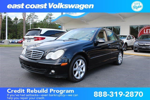 Pre Owned 2007 Mercedes Benz C Class 3.0L Luxury