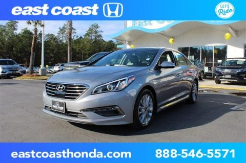 Pre-Owned 2015 Hyundai Sonata 2.4L Limited Low Miles, Navigation