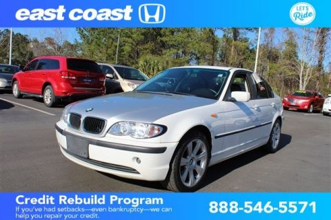 Pre-Owned 2003 BMW 3 Series 325i